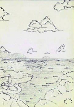 A Seaside Cliff