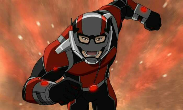 Antman TF by dylan613