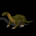 Fantasia Plateosaurus