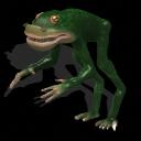 All Todays Toad (Bipedal (Bird/Dinosaur Pose))