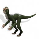 All Todays Human (Long-Tailed/Dinosaur Pose)