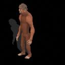 Indian  Hunchback