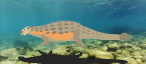All Yesterdays - Ankylosaur Hippo