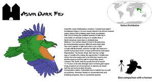 Monstervania: Asian Dark Fey