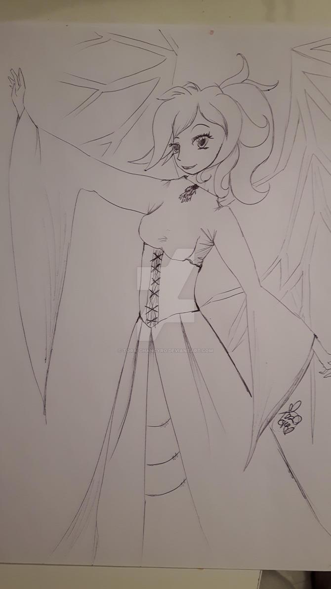 Angel: Mercy by Tora-chanCyro