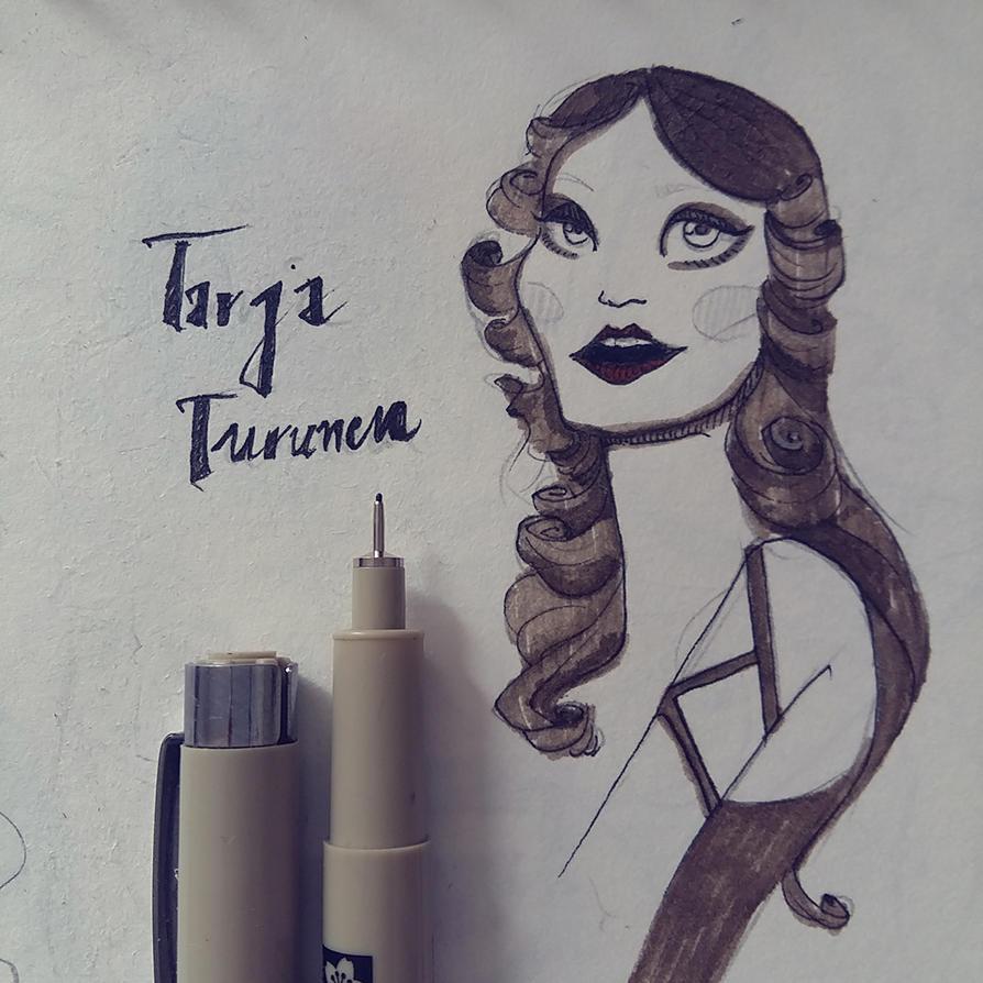 Tarja Turunen by thoola