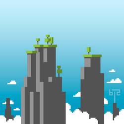 Pixel Skylines 02