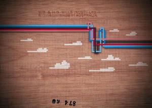 Pixel Ribbon