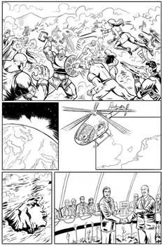 Comic Page ALFA