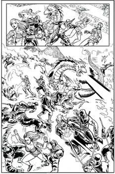 ALFA pg13 inks