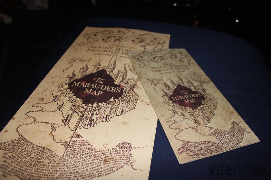 Marauders by MatildeOceanborn