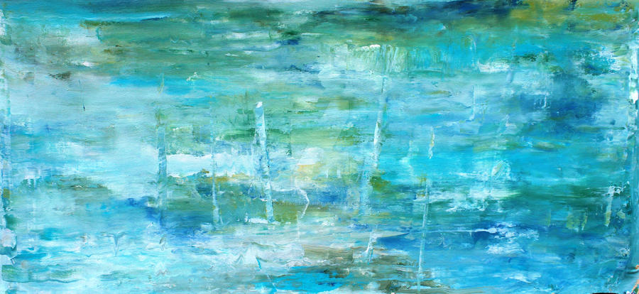 ocean I by artbytiamarie