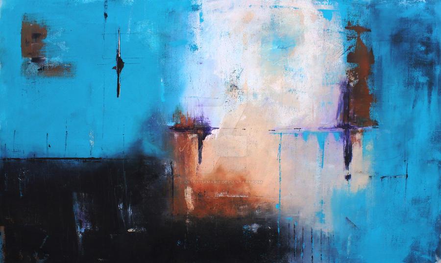 moody blue hd by artbytiamarie