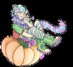 Trickster Roxy by Cherry-Treats