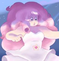 Rose Quartz Screencap Redraw by Cherry-Treats