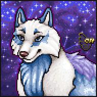 Pixel Portrait - Club Nimbus - Wolven (?)