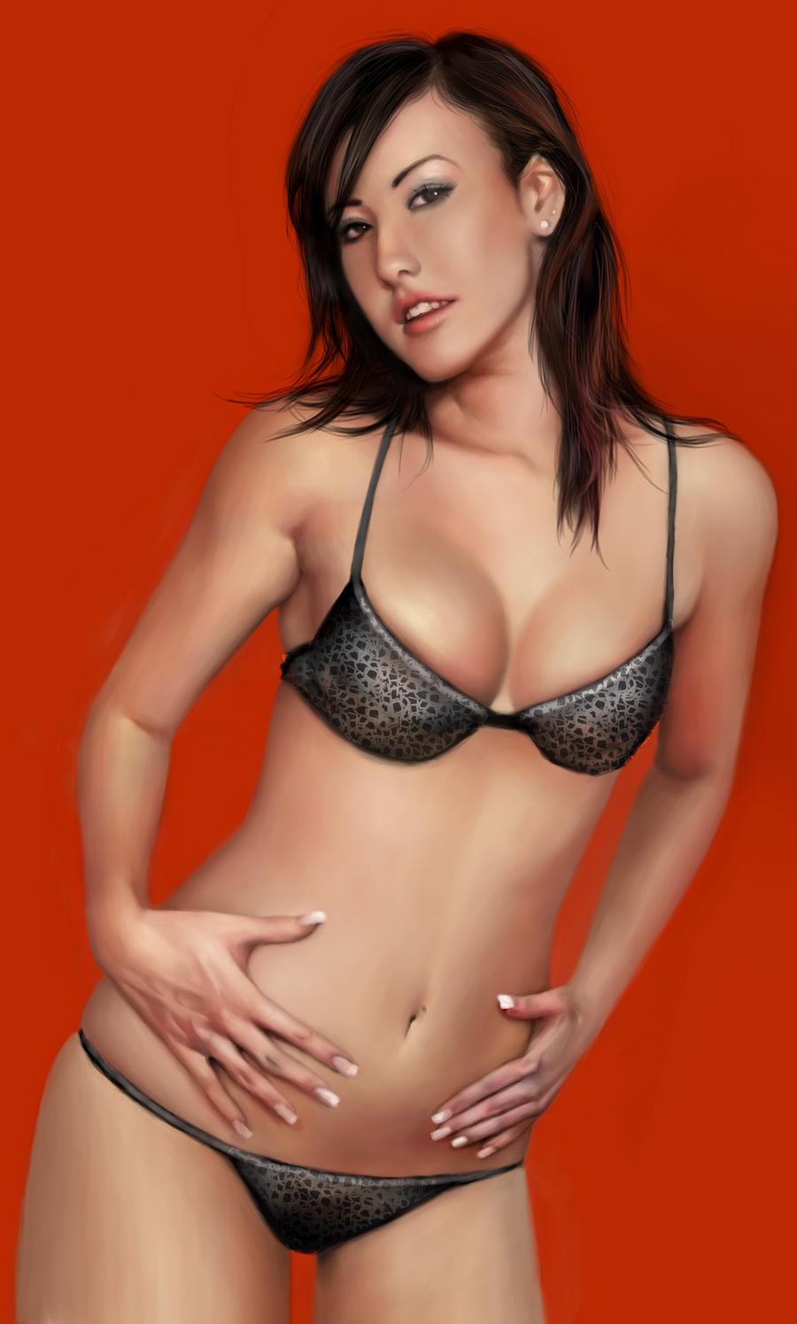Jennifer White Nude Photos 13