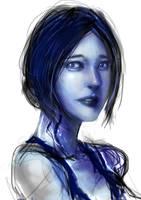 Cortana by tekkoontan