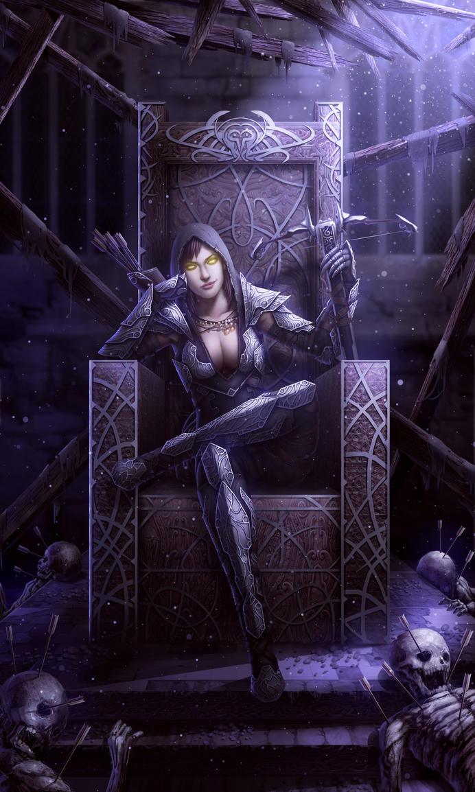 Diablo 3: Reaper of Souls Contest Entry by tekkoontan