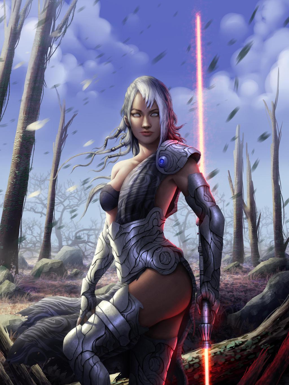 Star Wars Sith Fanart by tekkoontan