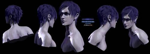 Shadowtide Yoyuen 3D Model 2 by tekkoontan