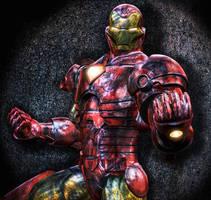 Modern Iron Man by HollowBerserk
