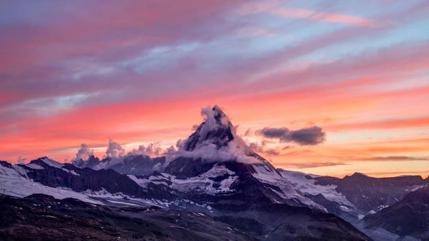 4K Matterhorn Wallpaper