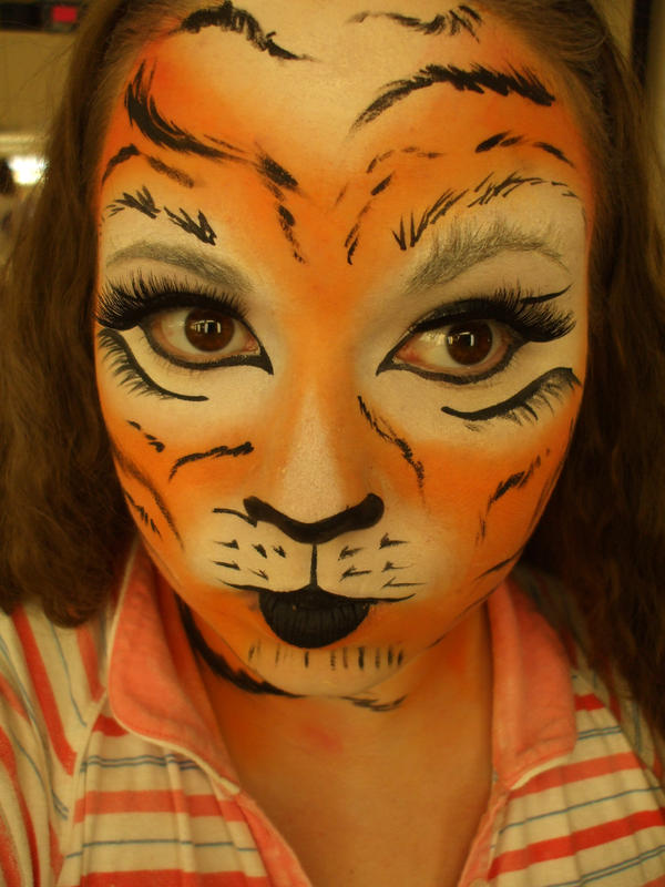 Tiger..Meow by PlayhouseKat
