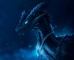 Dragon of nightfall