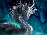Guardian of silence by TellerySpyro