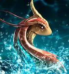 Aquatic royalty