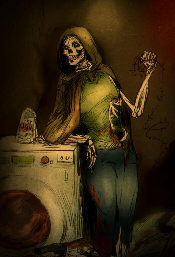 Seldi / Creepypasta OC by Aleks228