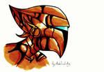 Silverhawks the Copper kidd