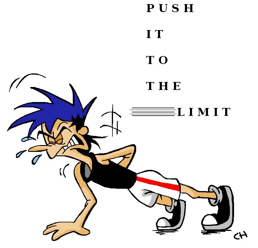 push it to the limit Paul engemann - scarface (push it to the limit) (tradução) (música para ouvir e  letra da música com legenda em português) welcome to the limit, / (limit) / take .