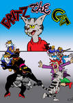 Fritz The Cat Soundtrack Cover