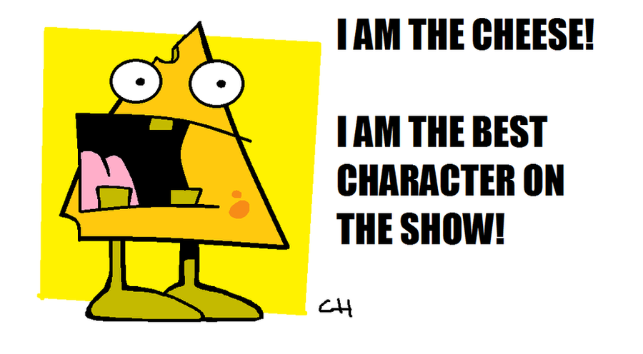 i am the cheese summary