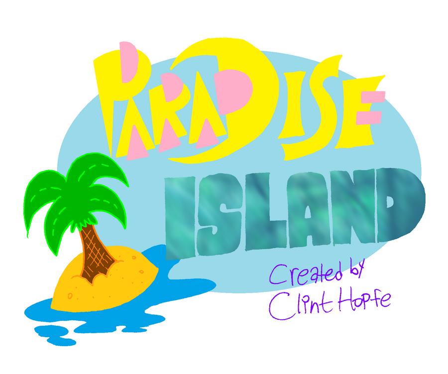 Paradise Island Logo by Chopfe