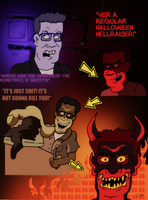Hank Of The Hell by Chopfe