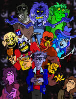 House Of 1000 Corpses by Chopfe