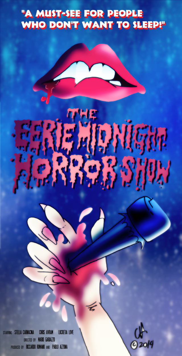 The Eerie Midnight Horror Show by Chopfe