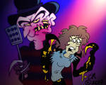 Freddytober Sketch #7