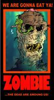 Zombie by Chopfe