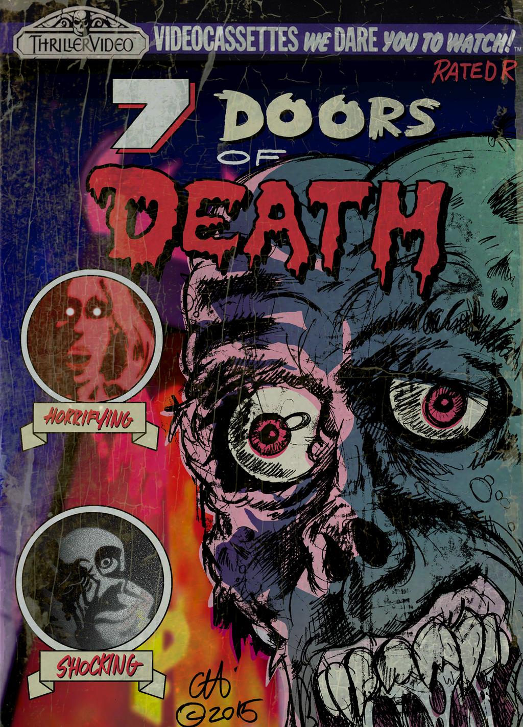 ... 7 Doors Of Death by Chopfe & 7 Doors Of Death by Chopfe on DeviantArt pezcame.com
