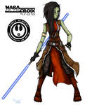 Jedi Consular Mara Croix
