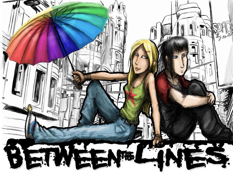 Between the Lines website banner. by Mekari