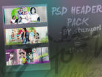 PSD HEADER PACK (CLOSED)