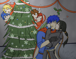Marry Christmas Mariku by SparxPunx