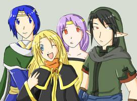 Soren's kids