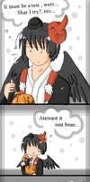 Halloween comic 2011