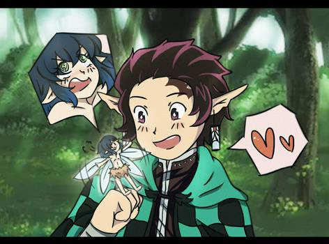 Elf Boi x Fairy Boi
